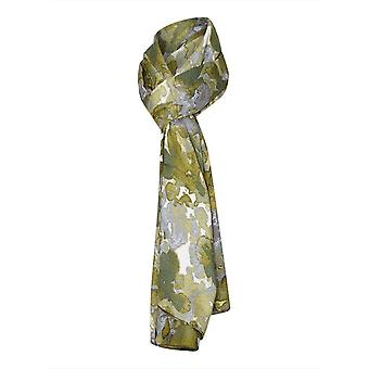 VIZ-A-VIZ Forest Abstract Printed Scarf