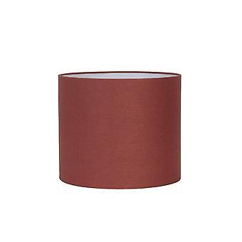 Lumière et Living Cylinder Shade 40x40x30cm Livigno Terra