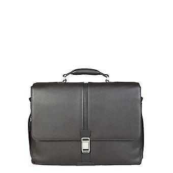 Piquadro الأصلي الرجال كل سنة حقيبة -- اللون البني 30600