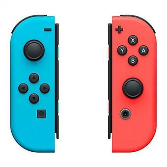 Wireless gamepad nintendo joy-con blue red
