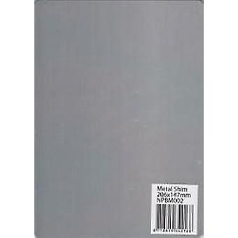 Неллизапос;s Выбор A5 металлический шим NPBM002