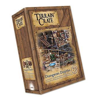 TerrainCrate Dungeon Depths Board Game