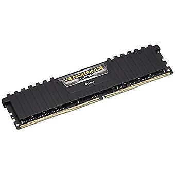 Corsair Vengeance LPX High Performance Desktop spomienky, 16 GB (1 X 16 GB), DDR4, 3000 MHz, C16 XMP 2,0, čierna