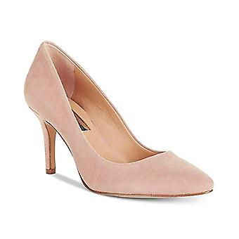 NOTFOUND Womens Suede Pointed Toe Classic Pumps