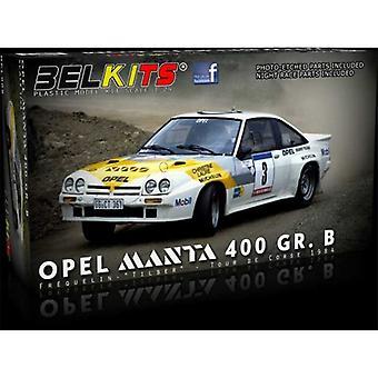 Belkits Opel Manta 400 GR. B Frequelin 1984