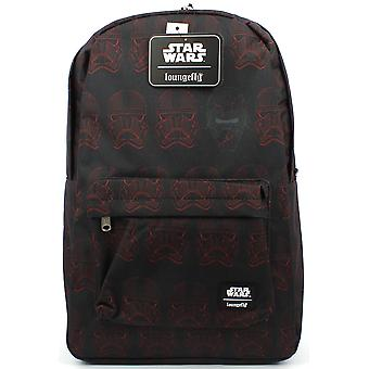 Loungefly X Star Wars Red Sith Trooper Backpack