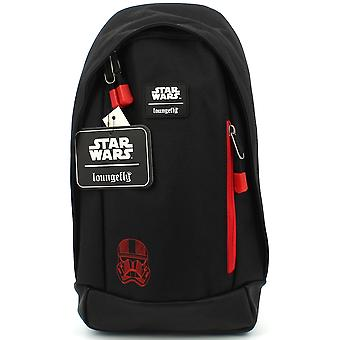 Loungefly Star Wars Red Sith Trooper Sling Bag.