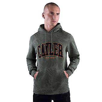 CAYLER et SONS Homme Hoodie WL Palmouflage