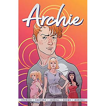 Archie By Nick Spencer Vol. 1 by Nick Spencer - 9781682557839 Book