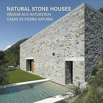 Natural Stone Houses by Simone Schleifer - 9783741920530 Book