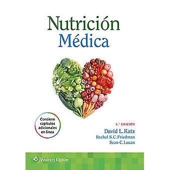 Nutricion Medica (3rd Revised edition) by David L. Katz - 97884160048