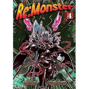 Re -Monster Vol. 4 av Kanekiru Kogitsune - 9781626927100 Book