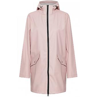 b.young Rose Waterproof Hooded Coat