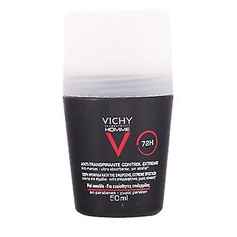 Roll-On Deodorant Vichy Homme (50 ml)