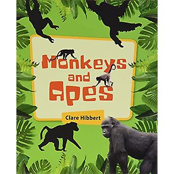 Reading Planet KS2 - Monkeys and Apes - Level 4 - Earth/Grey band by C