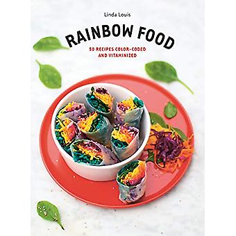 Rainbow Food - 50 Recipes Color-Coded and Vitaminized by Linda Louis -
