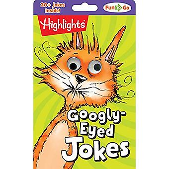 Googly-Eyed Jokes by Highlights - 9781684376438 Book