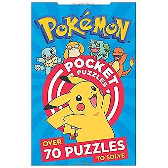 Pokemon Pocket Puzzles by Pokemon - 9781405296533 Book