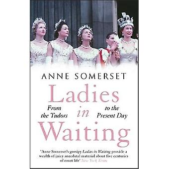 Ladies in Waiting by Anne Somerset - 9781529410662 Book