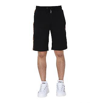 Fila 687642002 Mænd's Sorte Polyester shorts