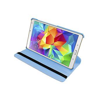 Pu Leather Case 360 Rotativo para Samsung Galaxy Tab S T700 8.4