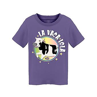 The Children's Kingdom Lola The Cow Toddler's T-shirt