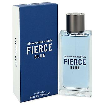 Fierce Blue Cologne Spray By Abercrombie & Fitch 3.4 oz Cologne Spray