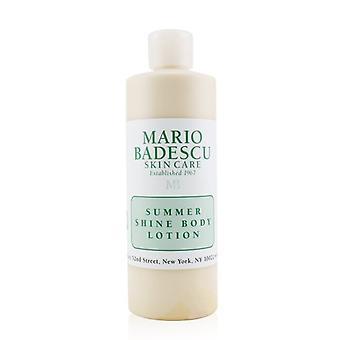 Mario Badescu Summer glans bodylotion - til alle hud typer 472ml / 16oz