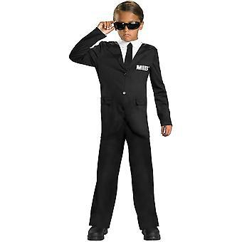 Men In Black Child Costume