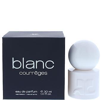 Courreges Blanc De Courreges Eau de Parfum 30ml Spray For Her