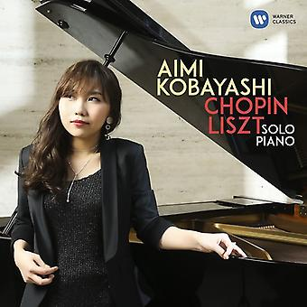 Kobayashi*Aimi - Liszt / Chopin Recital [CD] USA import