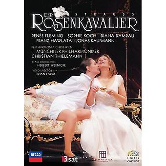 R. Strauss - Der Rosenkavalier [DVD] USA import