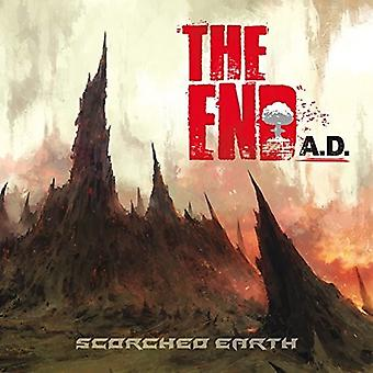 End a.D. - Scorched Earth [CD] USA import