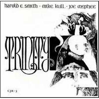 Joe McPhee - Trinity 1971 [CD] USA import