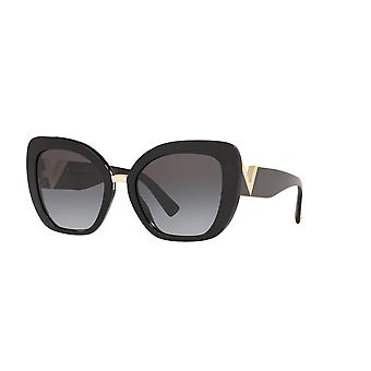 Valentino VA4057 50018G Black/Black Gradient Sunglasses