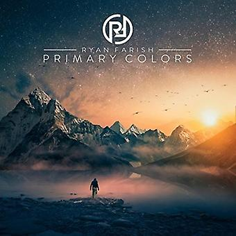 Ryan Farish - Primary Colors [CD] USA import
