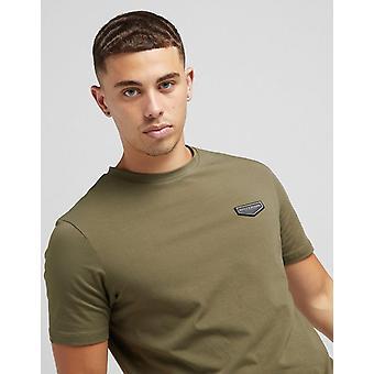Nieuw Aanbod & Demand Men's Core Short Sleeve T-shirt Groen