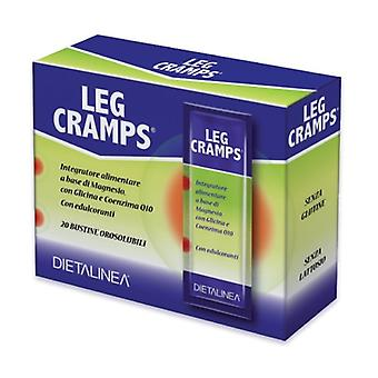Leg Cramps 20 packets of 1.25g