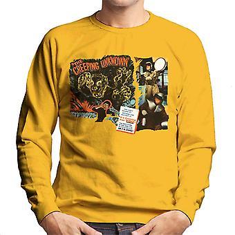 Hammer Horror Films Quatermass Creeping Unknown Men-apos;s Sweatshirt Hammer Horror Films Quatermass Creeping Unknown Men-apos;s Sweatshirt Hammer Horror Films Quatermass Creeping Unknown Men