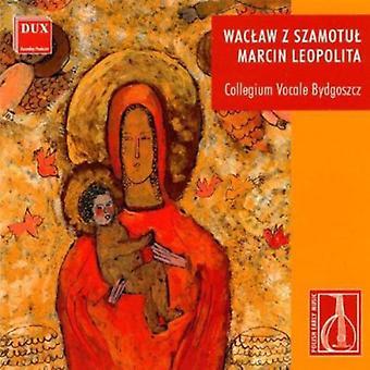 Collegium Vocale - Polish Early Music [CD] USA import