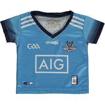 ONeills Dublin Home Jersey Junior Boys