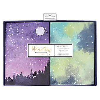 Noteworthy Constellations Notecard Set (10pcs) (NOT 150100)