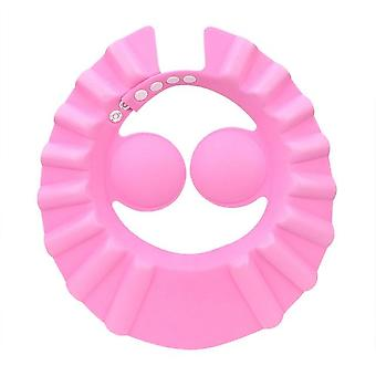 Ear Protection Hair Cap For Children - Baby Shower Shield Hat - Save Eye From Shampoo