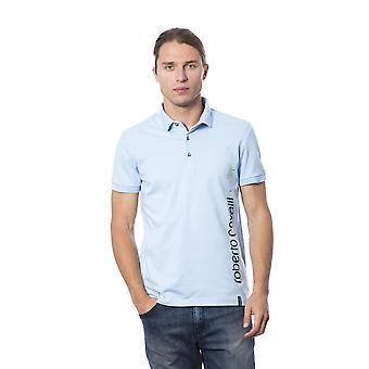 Roberto Cavalli Sport Sky T-shirt -- RO99174512