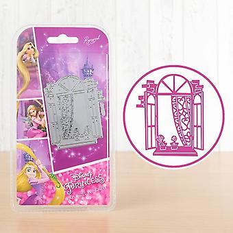 Disney Cutting Dies - Fenêtre Rapunzel