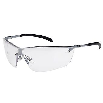 Bolle Safety SILIUM Safety Glasses - Clear BOLSILPSI