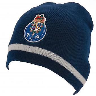 Bonnet tricoté de Porto