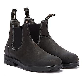 بلوندستون الأصل الرجال أحذية رمادية الصلب
