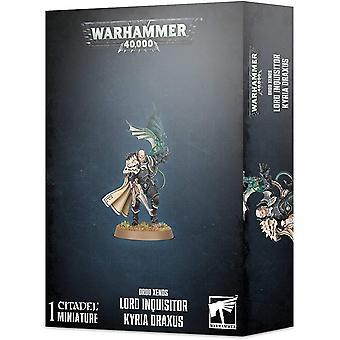 Taller de Juegos - Warhammer 40k - Lord Inquisitor Kyria Draxus
