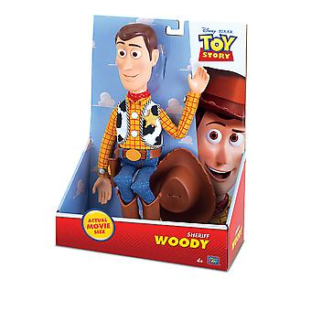 Thinkway Disney Pixar Toy Story Soft Toy Woody Figure 37 cm